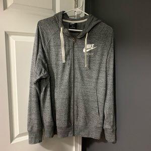 Nike Woman's Zip Hoodie
